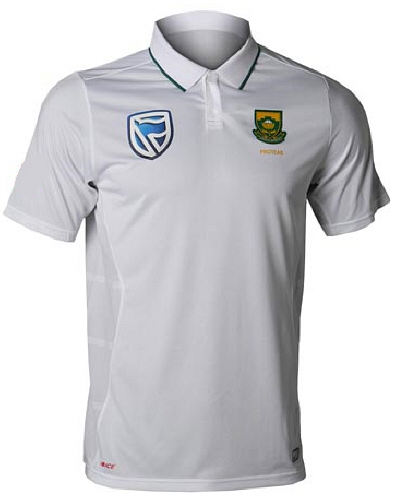 South Africa 2017 New Balance Test Cricket Shirt